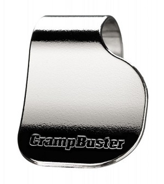 CrampBusters - Chrome - Oversize Wide - Motorcycle Cruise Control - Motorcycle Accessories - CB4-C-DS