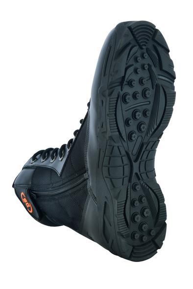 Men's Black 9 Inch Tactical Boots - DS9782-DS