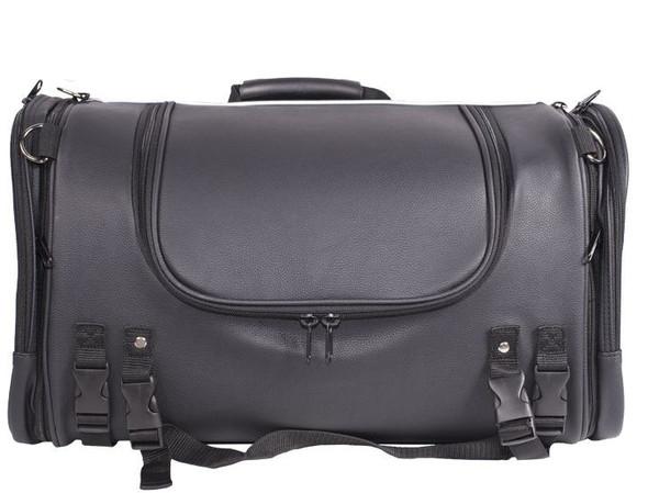 Motorcycle Sissy Bar Bag - Large - Trunk Bags - Biker Gear Bags - SB84-DL