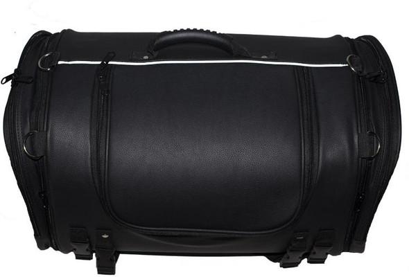 Motorcycle Sissy Bar Bag - Medium - Trunk Bags - Biker Gear Bags - SB84-MED-DL