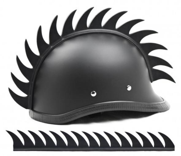 Helmet Mohawk - Warhawk - Saw Blade - Motorcycle Helmet Accessories - J1249-DS