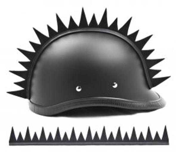 Helmet Mohawk - Warhawk - Jagged - Motorcycle Helmet Accessories - J1248-DS