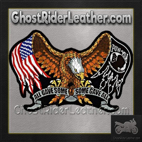 All Gave Some - Some Gave All Patch - Large - SKU GRL-PPA1867-HI
