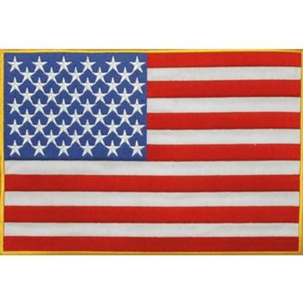 American Flag - USA Flag - Vest or Jacket Patch - PAT-B102-DL