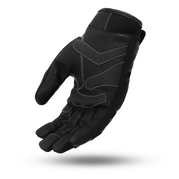 Axis - Hard Knuckle Motorcycle Racing Gloves - Biker Gloves - SKU FI214-FM