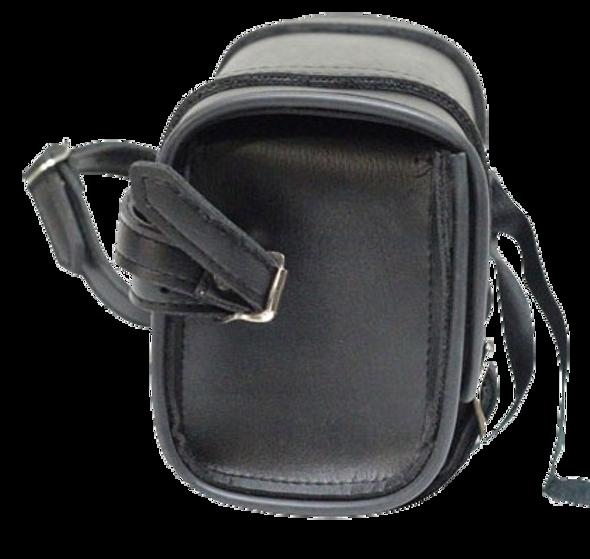 Concho PVC Motorcycle Tool Bag - Fork Bag - 10 Inch - SKU TB3022-DL