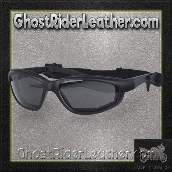 Daytona Goggles With Transitional Lenses - Clear To Smoke / SKU GRL-G-T-DH
