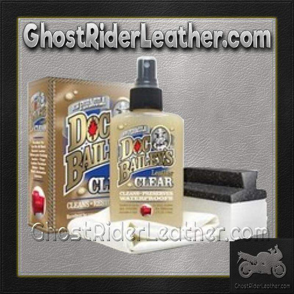 Doc Bailey's Leather Clear Cleaner and Conditioner Kit - SKU AL3351-AL
