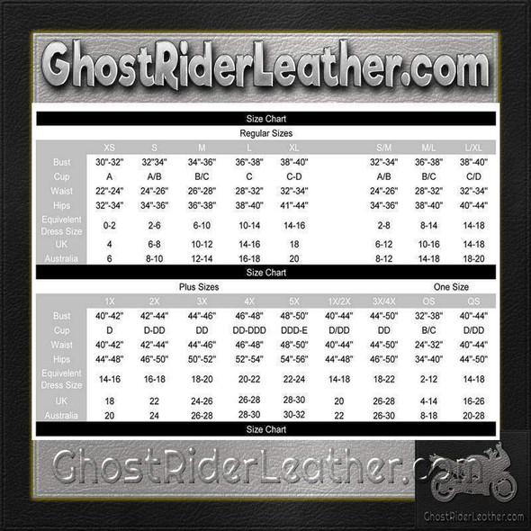 Ladies Lace Up Leather Mini Dress / SKU GRL-L8103-EML