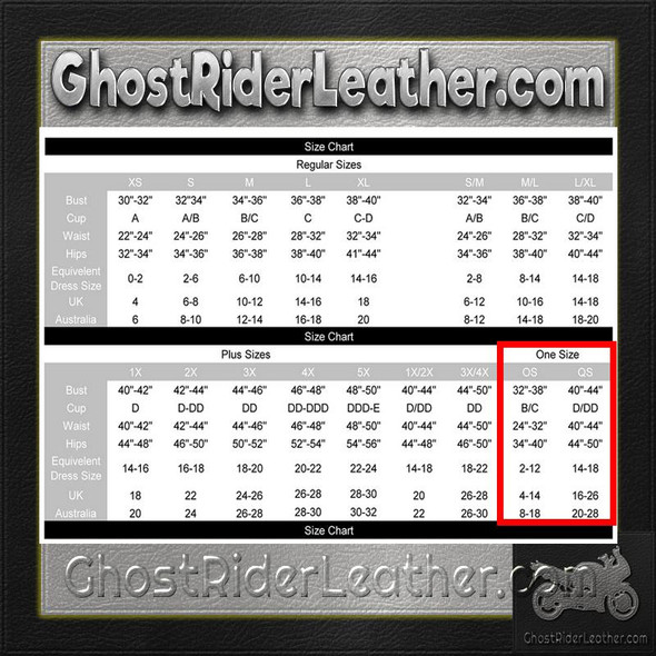 Ladies Three Piece Set - Leather Bra - Waist Cincher - Matching G-String - SKU GRL-L1940-EML