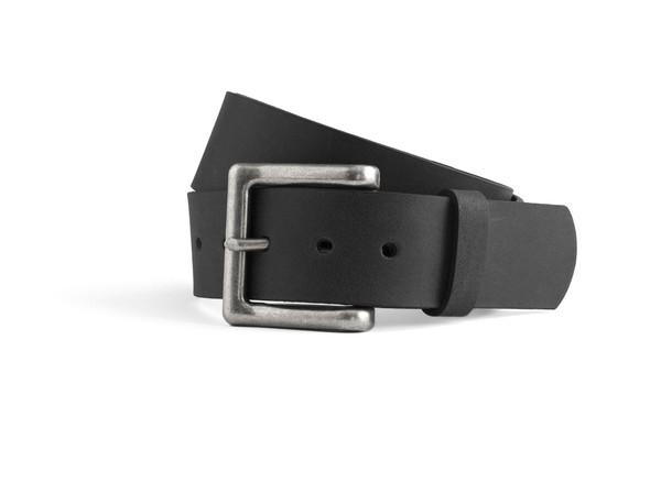 Leather Belt for Bikers - Choice of Black or Brown - SKU FIMB16005-FM