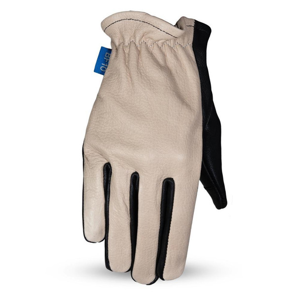 Born Free Women's Roper - Oil Sand Leather Gloves - BF301-FM
