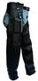 Motorcycle Leather Chaps With Cargo Pocket - SKU GRL-AL2408-AL