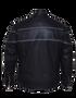 UNIK Men's Premium Lightweight Leather Motorcycle Jacket