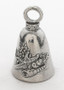 Sea Shell - Pewter - Motorcycle Guardian Bell® - Made In USA - SKU GB-SEA-SHELL-DS