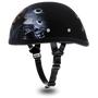 Eagle Style with Skull With Come and Get Em Novelty Motorcycle Helmet - SKU 6002CG-DH