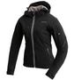 The Flare - Women's Breathable Heated Jacket With Armor - Black or Gray