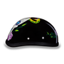 Eagle Style with Diamond Sugar Skull Novelty Motorcycle Helmet - SKU 6002DS-DH