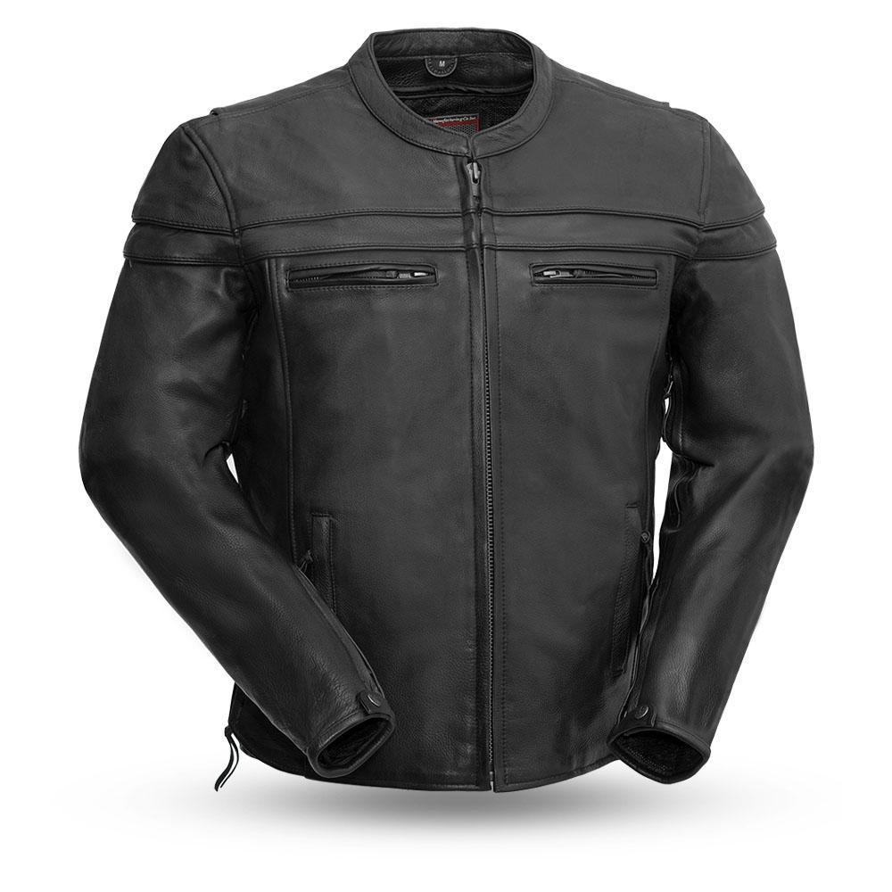 Men's Best Leather Motorcycle Jacket