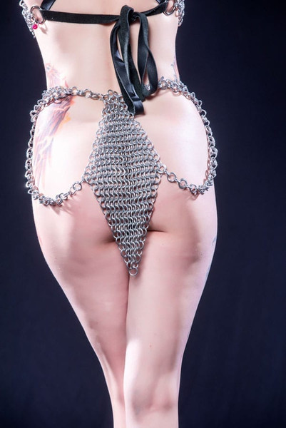 Chainmail Bre Skirt