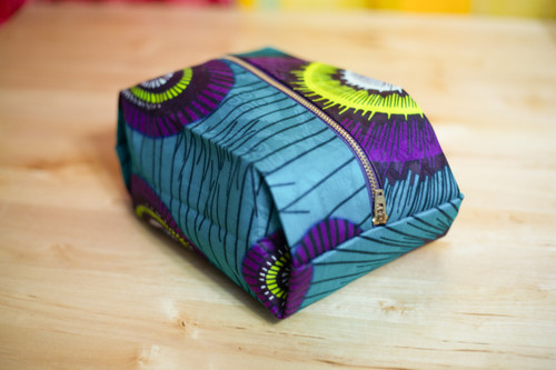 More than Meets the Eye - Pop Up Pouch