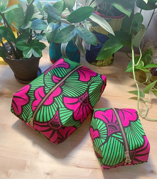 Flowers for Kamala - Pop up Pouch