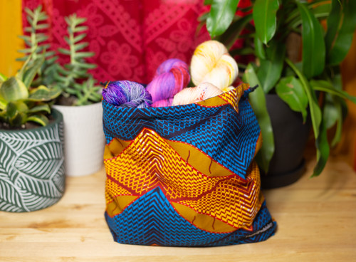 Wear Your Crown- Project Bag