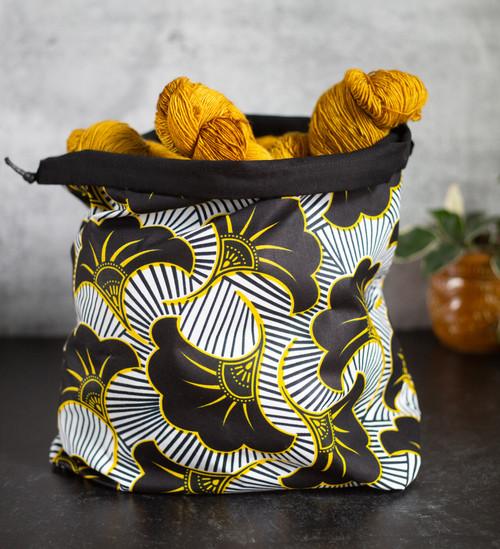 Black Tie Affair - Project Bag