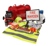 What is fire safety equipment?
