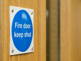 What are the fire safety practices in your work setting?