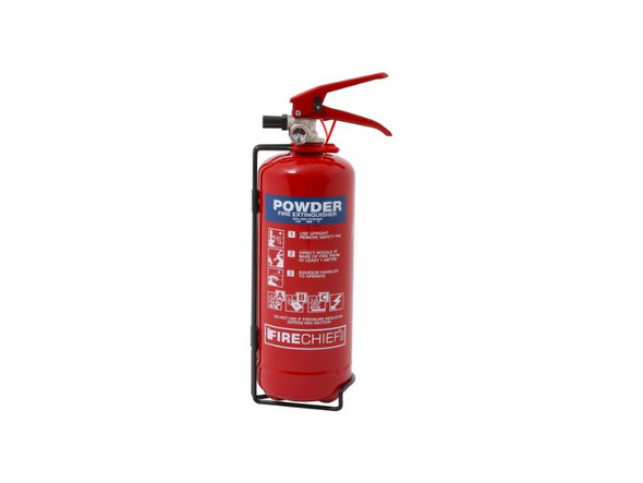 2 kg Powder Fire Extinguisher