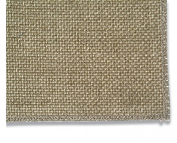 2m x 3m heavy duty pre-coated glass fibre drape