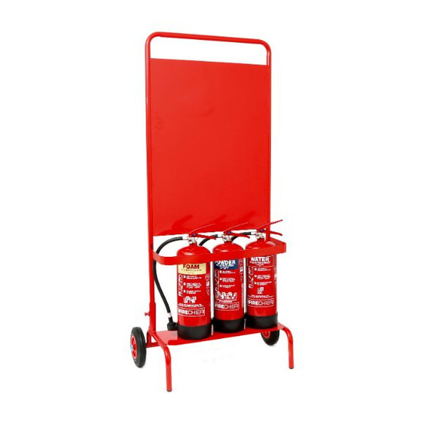 Wheeled site stand