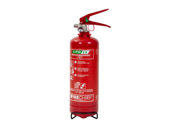 Firechief 2L Lith-Ex Extinguisher