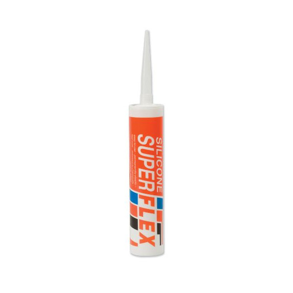 Silicone sign adhesive