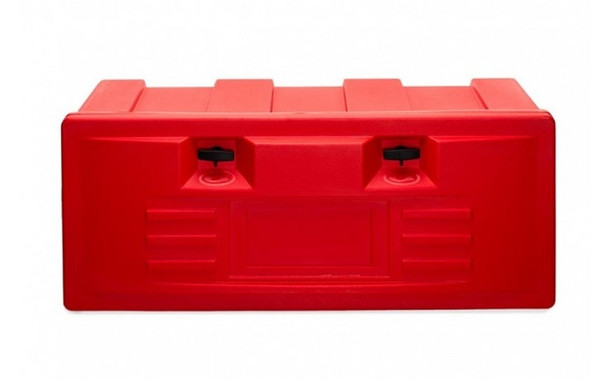 Large fire equipment chest