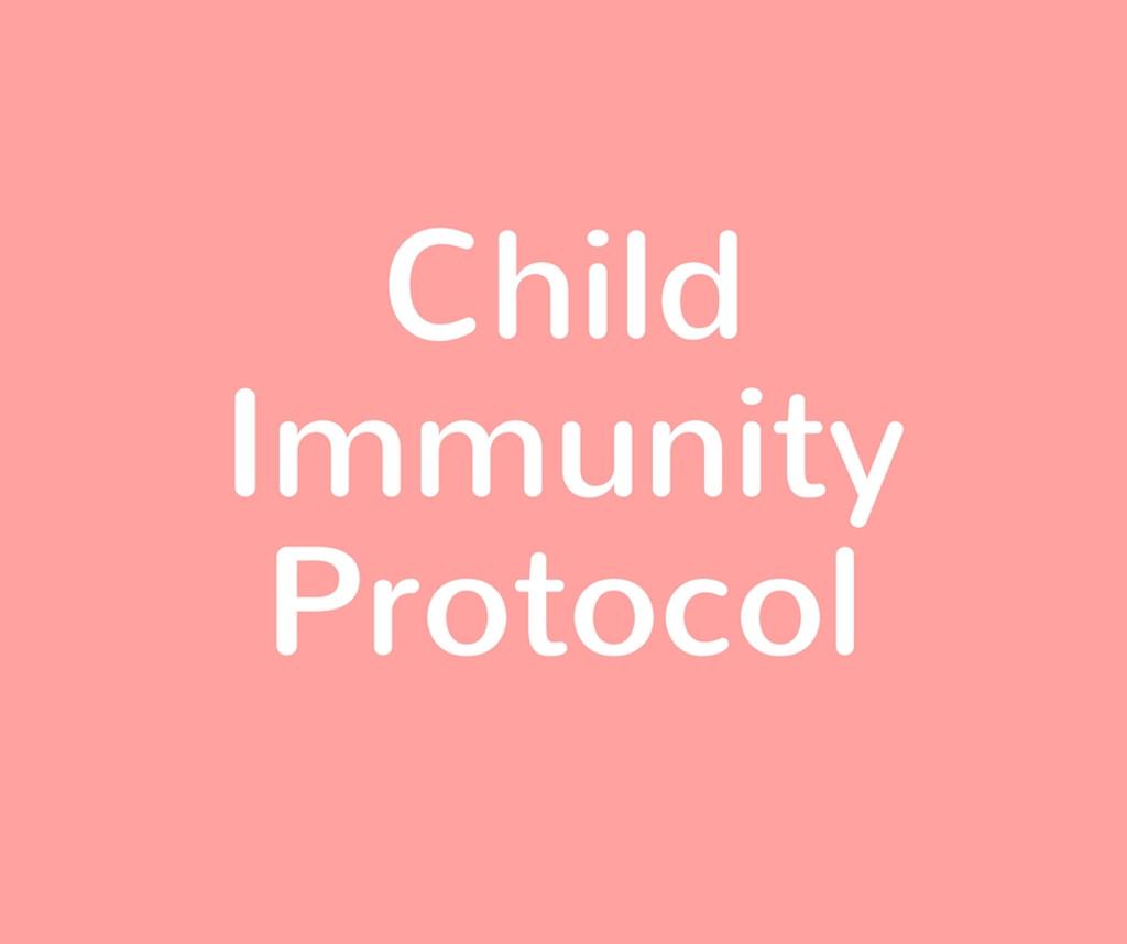 Immunity - Child Protocol Package