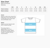 Check out the sizing chart!