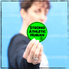 Take Strong Athletic with you every where, add on a few Strong Athletic Human stickers and give them to friends! #strongathletic , #strongathletichuman , #stronghuman