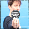 This is the Strong Athletic Pivot sticker. This is one of the 4 stickers you will receive in your 4-Pack. Pivots are essential to the sport of roller derby, but often times they are under utilized or not used at all. Nadia Kean, aka Smarty Pants, aka the founder of Strong Athletic and Get Smarty Coaching was a pivot when she skated roller derby and she really showed the world how essential pivots are to the sport of derby and how strong and athletic they truly can be! #strongathleticpivot ,  #strongathleticblocker , #rollerderby , #strongathletic , #strongathleticskater