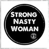 We made another limited run of the Strong Nasty Woman stickers. Want to share this statement with everyone? Add a few stickers on to your order now, and put them on your favorite journal, your water bottle, your car window, your coffee mug, your mirror, your friends mirror....