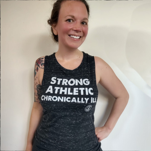 Challenge Accepted: Strong Athletic Chronically Ill