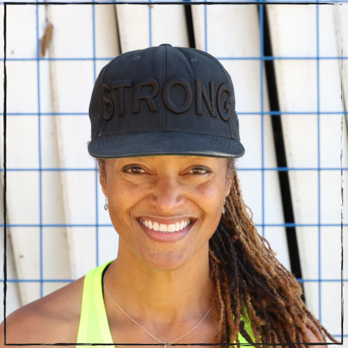 "This black snapback hat says ""STRONG"" in thick, black, 3-D letters. It's bold, just like you. The Strong Athletic logo is stitched onto the back of the hat. The hat is totally adjustable. The snapback hat is made from very durable fabric. Strong Athletic made this snapback for members of our community who are outside a lot and who want to shade their eyes. Because the majority of people who wear our products are women and girls, we love that the word ""strong"" is written proudly on their body, reminding every person who see them that women and girls are strong and athletic."
