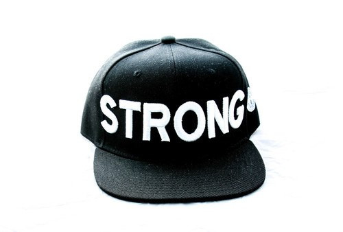 Custom Hat - Strong Athletic f014e6bc850