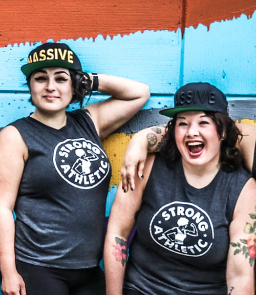 These are our Massive Hats. Strong Athletic created this Snapback because we know so many athletes who have either been told that they are too big or too small. We've had so many athletes who were told to stay in their lane, or that they can't compete. We think that being MASSIVE is a good thing! The world is full of massive people making massive changes. Are you one of them? #massive #strongathleticmassive