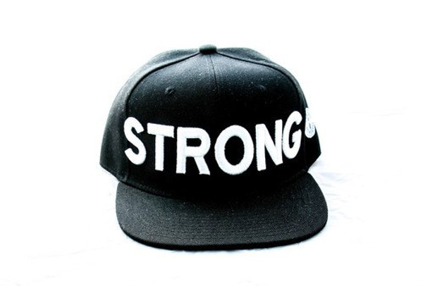 Customize your Strong hat, by choosing the hat color and the thread color. Or if you like this one, go directly to the Hat option and buy it.
