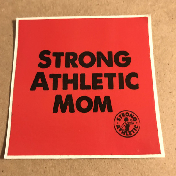 We created the Strong Athletic Mom line because of the founder's mom, Nona and sister Lisa who are both awesome and bad-ass moms. People without children do not 100% understand the obligations that come with being a parent. We talk about determination and motivation a ton in sports, but we do not often talk about obligations. Sometimes parents have to put sports on hold when they have children and it can be very isolating for skaters who were once part of a team to have to take a pause from their career. This sticker is for every mom who shows her kids how badass it is to play sports, to be active and to be strong. Here's to all of the #strongathleticmoms in the world!