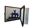 Cabinet Flag Display Case 9.5 x 5