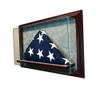 Cabinet Flag Display Case 5 x 3