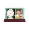 Card and Baseball Display Case